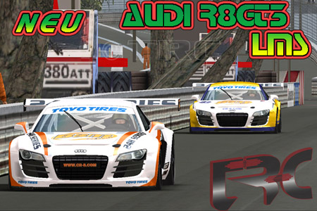 r8 gt3 cars