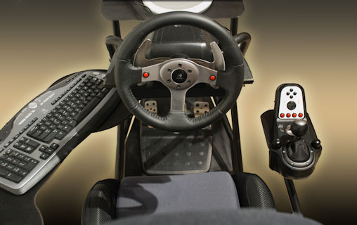 Obutto oZone Racing Cockpit Review – VirtualR net – 100