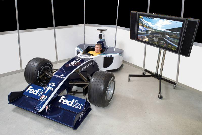 Asian Replicas F1 Simulator Sim Racing News