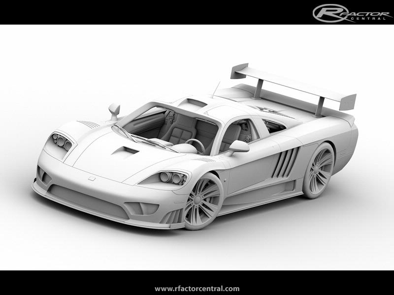 Saleen S7 Twin Turbo - Previews