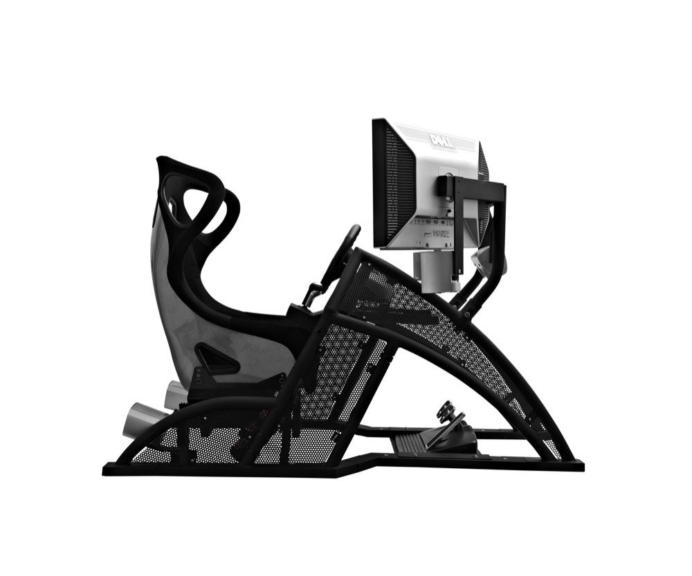 Fanatec Rennsport Cockpit Unveiled Virtualr Net 100