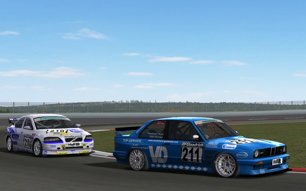 Bmw M3 Gtr Race Car. BMW E46 M3 GTR – BMW