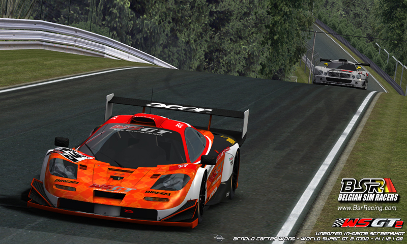 New Previews Car List Virtualr Sim Racing News