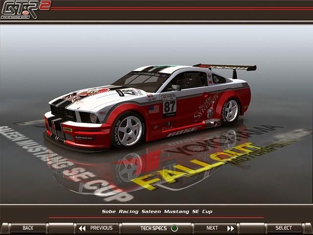 Saleen Mustang SE Cup 1 0 – Released – VirtualR net – 100