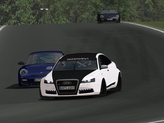 Audi R8 Gtr2. Download Pitzmann Audi RS6 1.0