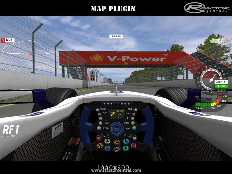Rfactor map plugin download