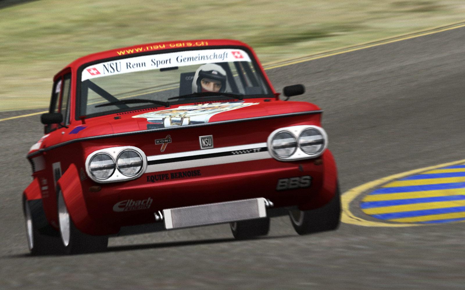 Race Car For Sale >> NSU TT – New On Track Previews – VirtualR.net – Sim Racing ...