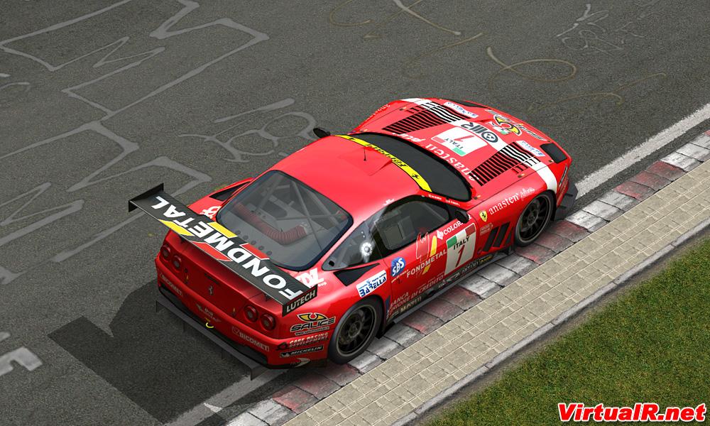 GTR Evolution - GTR2GT 1.0 Released.