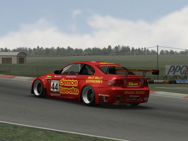 BMW M3 E92 Cup 2009 for rFactor – Released – VirtualR.net – Sim ...