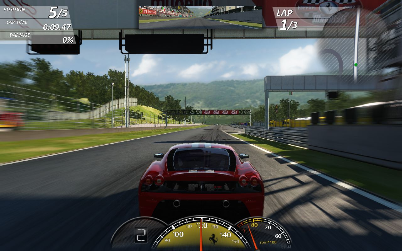 Ferrari Virtual Race [mega] PC