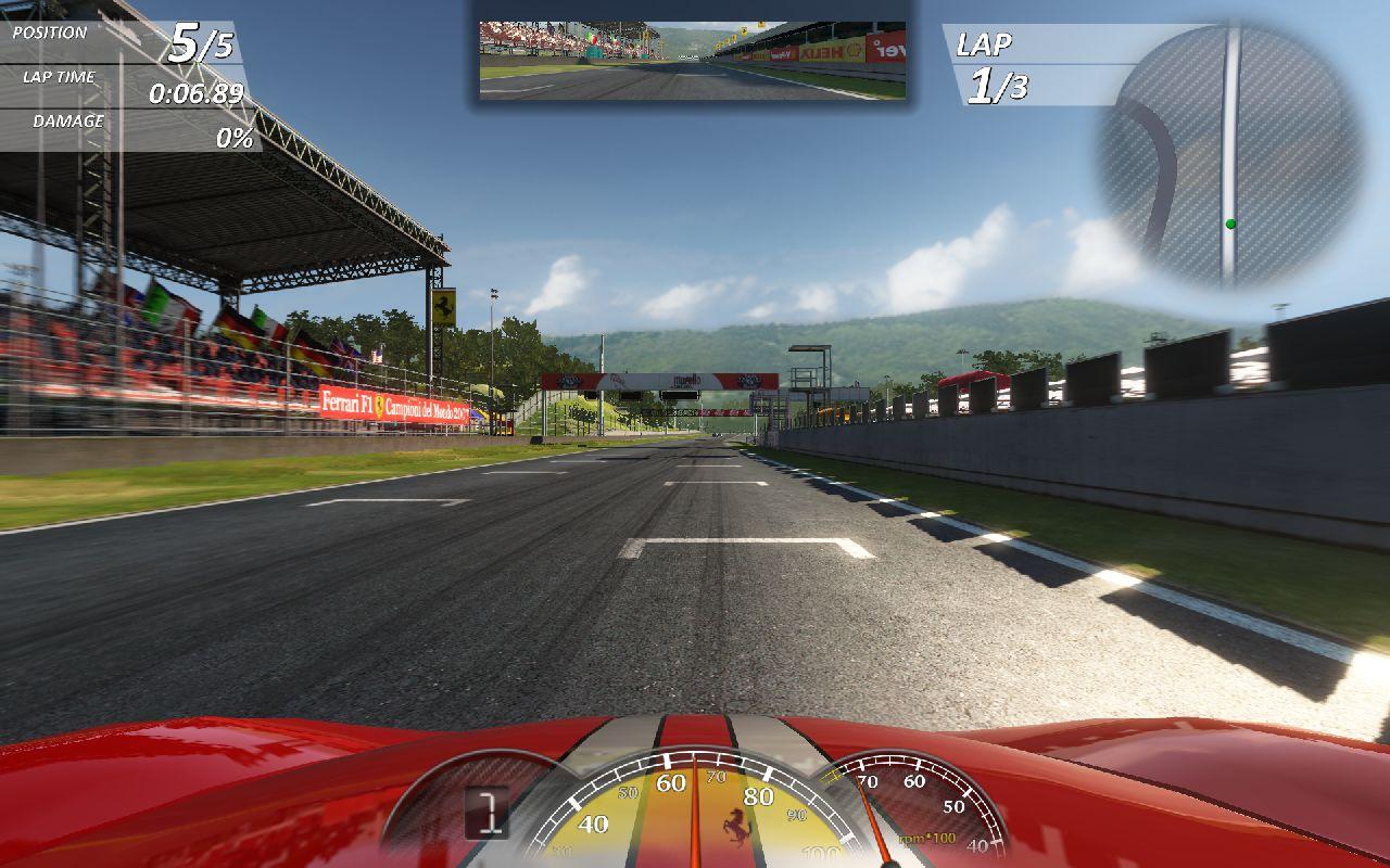 Ferrari Virtual Race [mega] PC