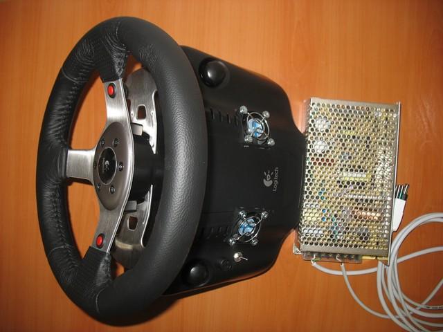 Logitech G25-E by Team ARC – Now Available – VirtualR net – 100