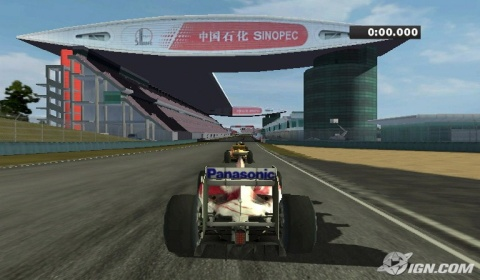F1 2009 Psp Amp Wii Only Virtualr Net Sim Racing News