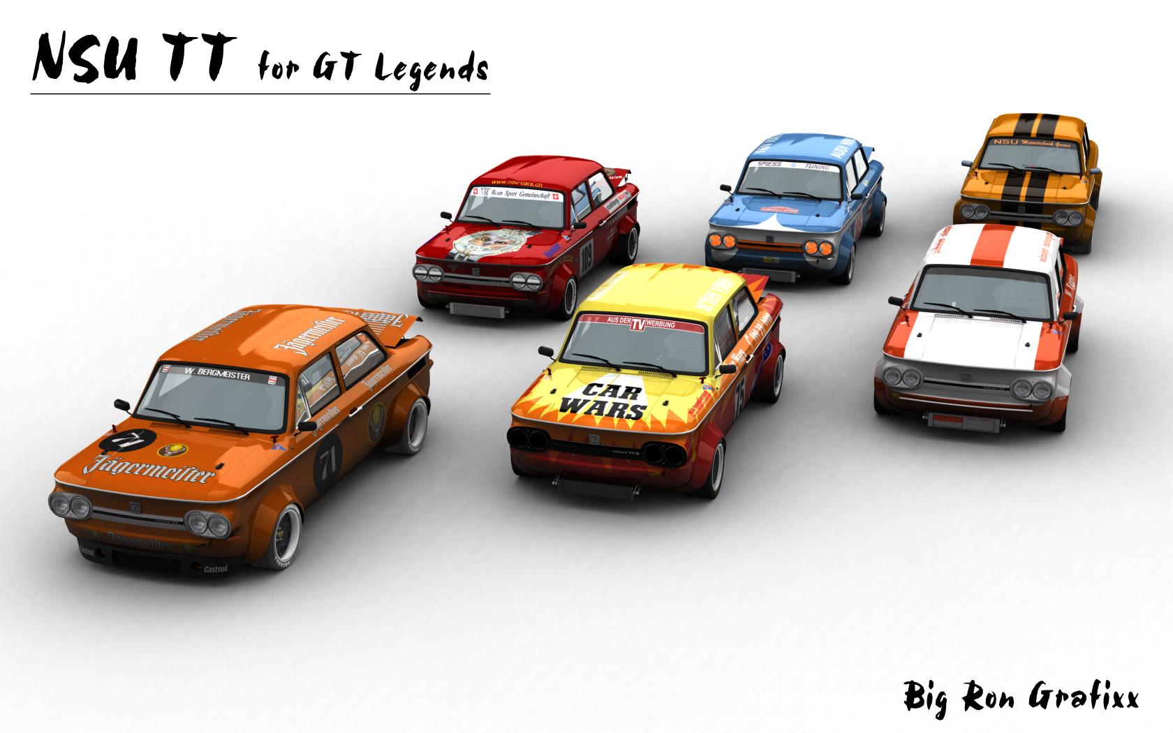 Download NSU TT for GT Legends