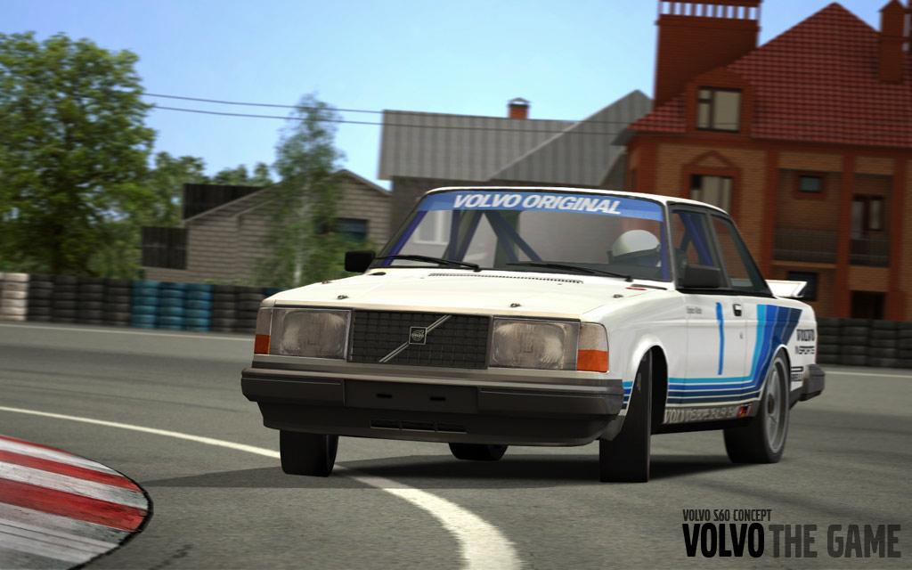 Volvo The Game – New Artwork & Video – VirtualR.net – Sim Racing News