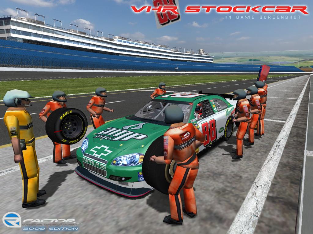 Watkins Glen Speedway >> VHR Stockcar 5.0 – Released – VirtualR.net – 100% Independent Sim Racing News