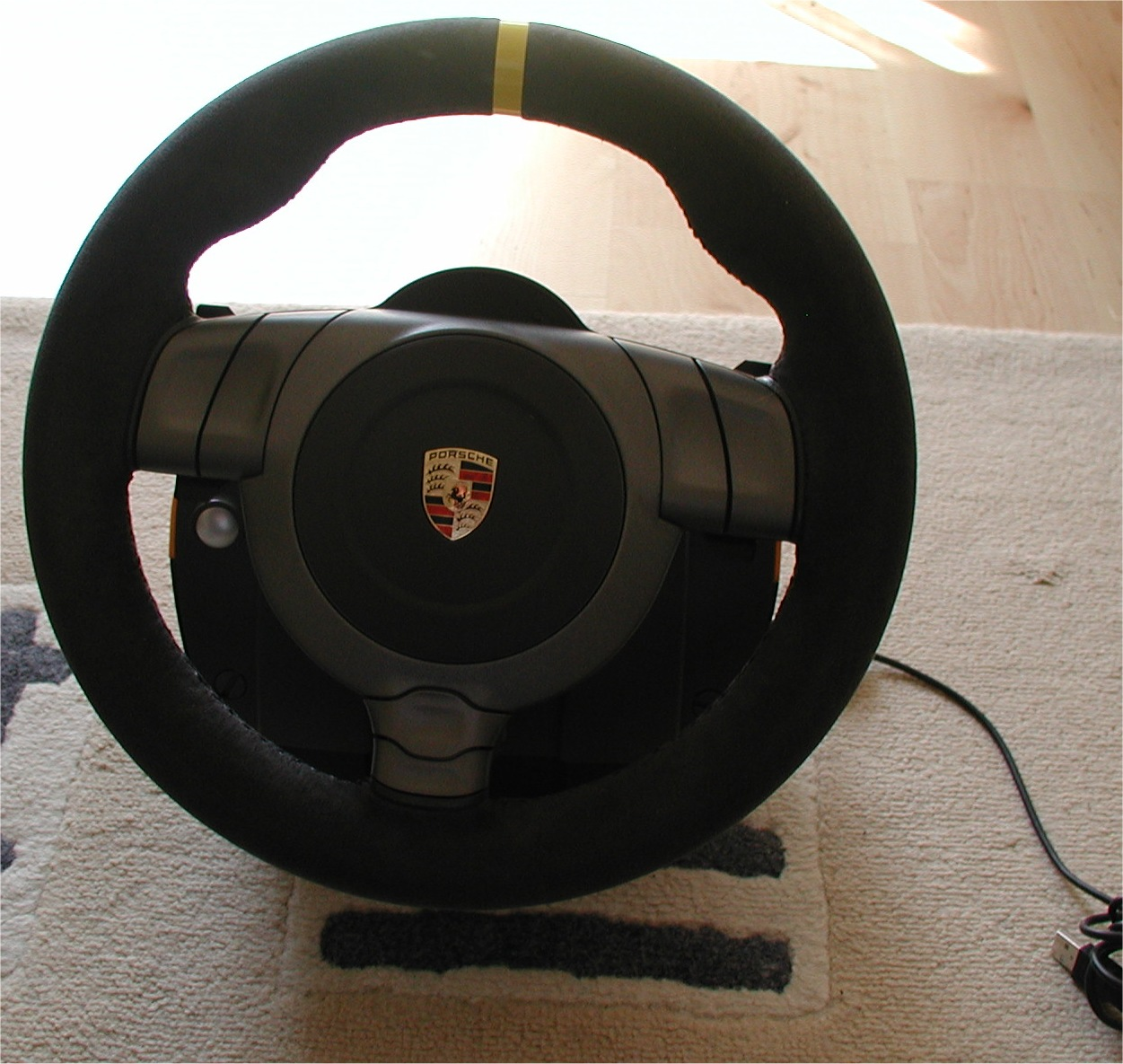 fanatec porsche 911 gt3 rs wheel review sim racing news. Black Bedroom Furniture Sets. Home Design Ideas
