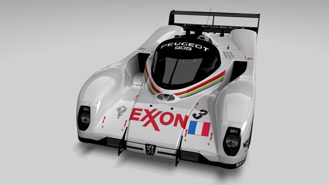 forza motorsport 3 le mans previews sim racing news. Black Bedroom Furniture Sets. Home Design Ideas