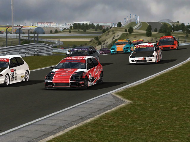 Honda Civic Cup Released Virtualr Sim Racing News