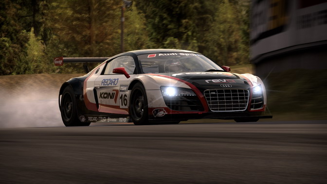 Need for Speed Shift – Audi R8 LMS Previews – VirtualR.net ...