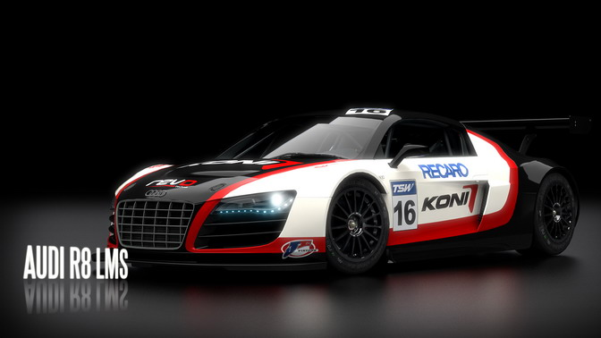 Audi r8 lms screenshots from 39 need for speed shift 39 the german car blog