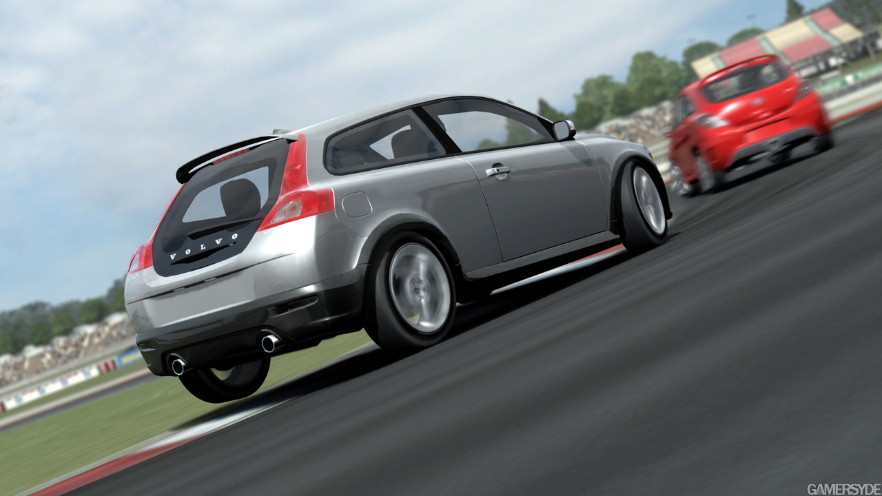 forza motorsport 3 compact cars on the ring virtualr. Black Bedroom Furniture Sets. Home Design Ideas
