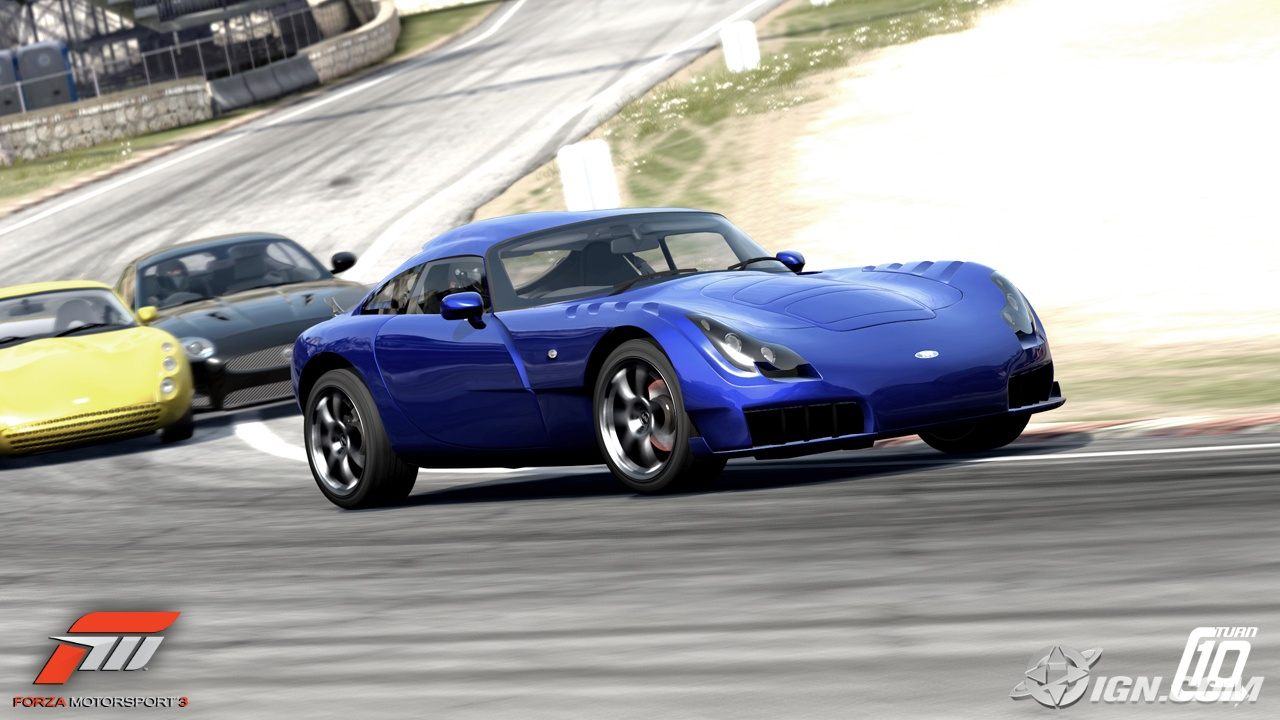 Forza Motorsport 3 – Career Mode Preview & New Screens