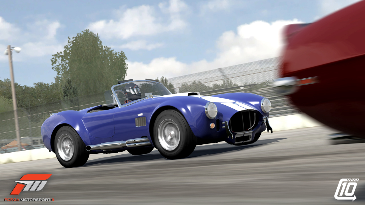 Forza Motorsport 3 New Muscle Car Previews Virtualr