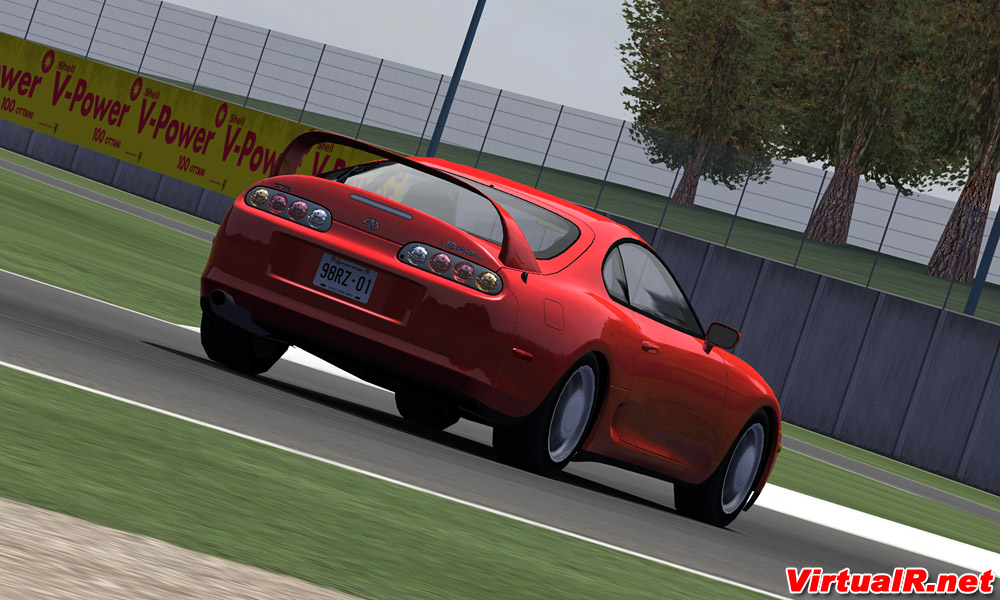 Toyota Supra Mkiv 1 0 Released Virtualr Net Sim
