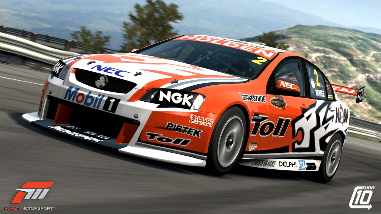 Forza Motorsport Supercars Previews