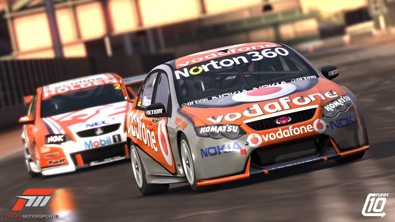 Forza Motorsport 3 - V8 Supercars Previews - VirtualR.net ...
