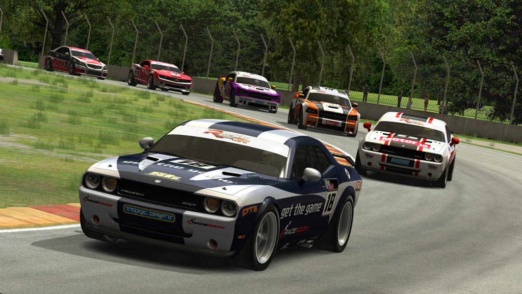 Race On New Muscle Car Previews