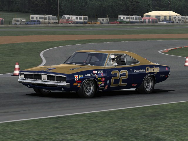 1969 Dodge Charger For Gtl Gtr2 Released Virtualr Net 100