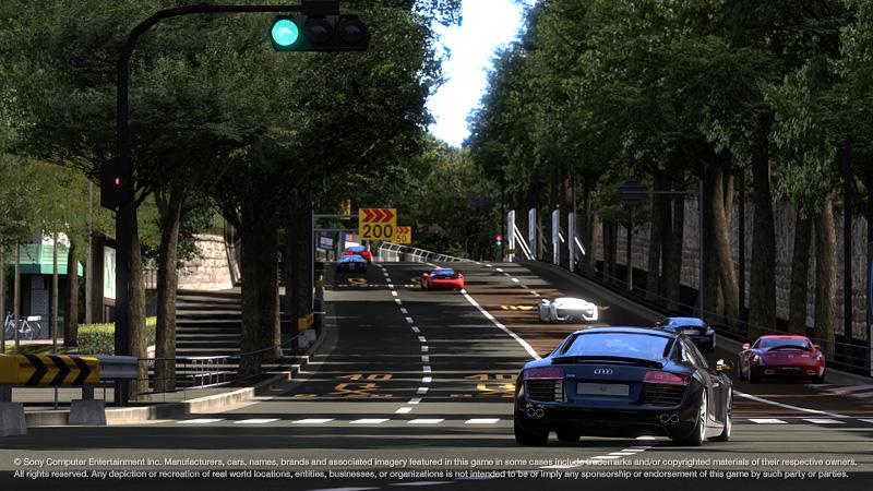 lamborghini racing ferrari. Gran Turismo 5 – Ferrari