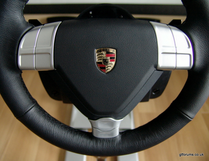 fanatec porsche 911 turbo s gtforums hands on sim racing news. Black Bedroom Furniture Sets. Home Design Ideas