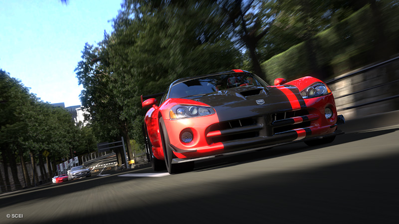 gran turismo 5 several new screenshots sim racing news. Black Bedroom Furniture Sets. Home Design Ideas