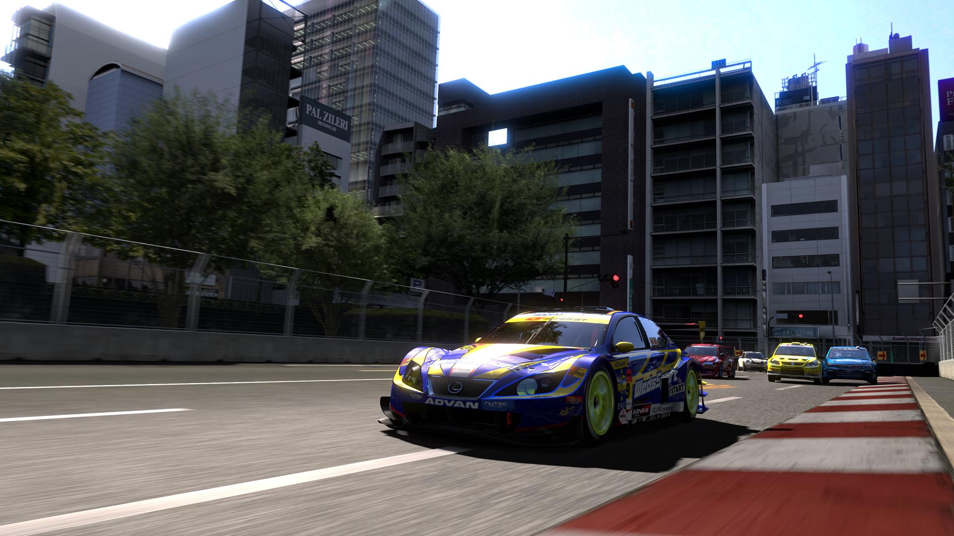 Gran Turismo 5: Gran Turismo 5 - New Race Car Screenshots