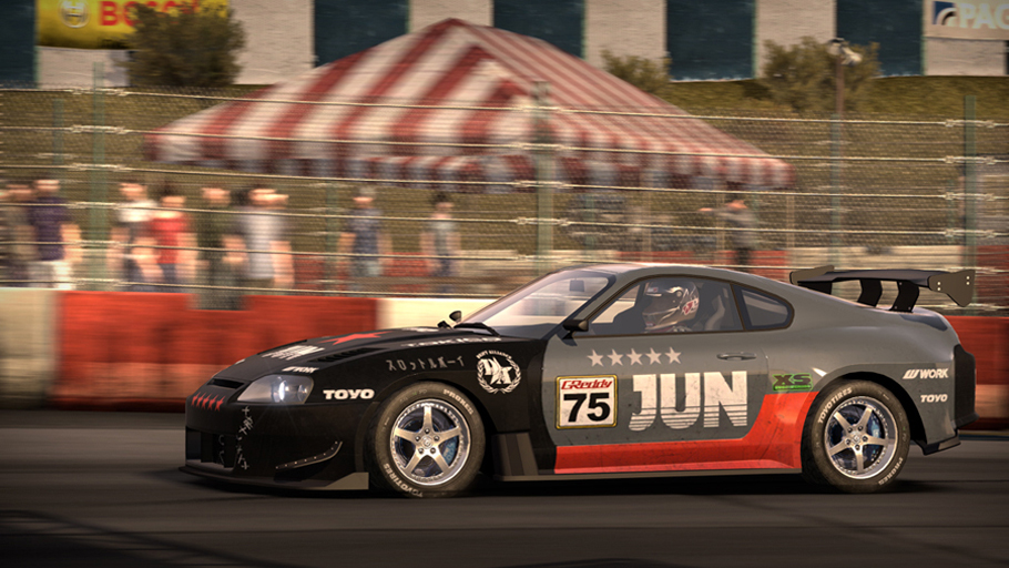 Wallpaper Toyota Supra Sports Car Need For Speed: DLC Pack & Patch 1.02 Released