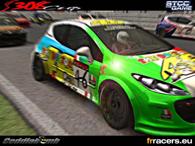 Download Peugeot 308 Cup Pack for STCC ? The Game Here