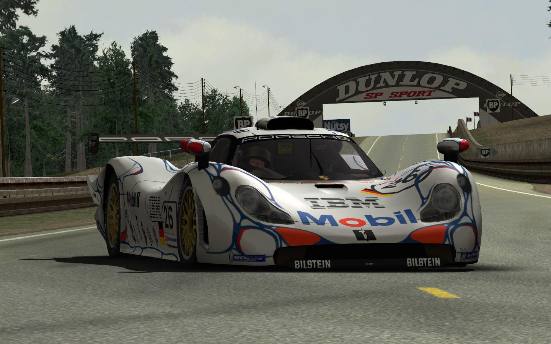 Porsche 911 GT1 for GTR2 – Released – VirtualR net – 100