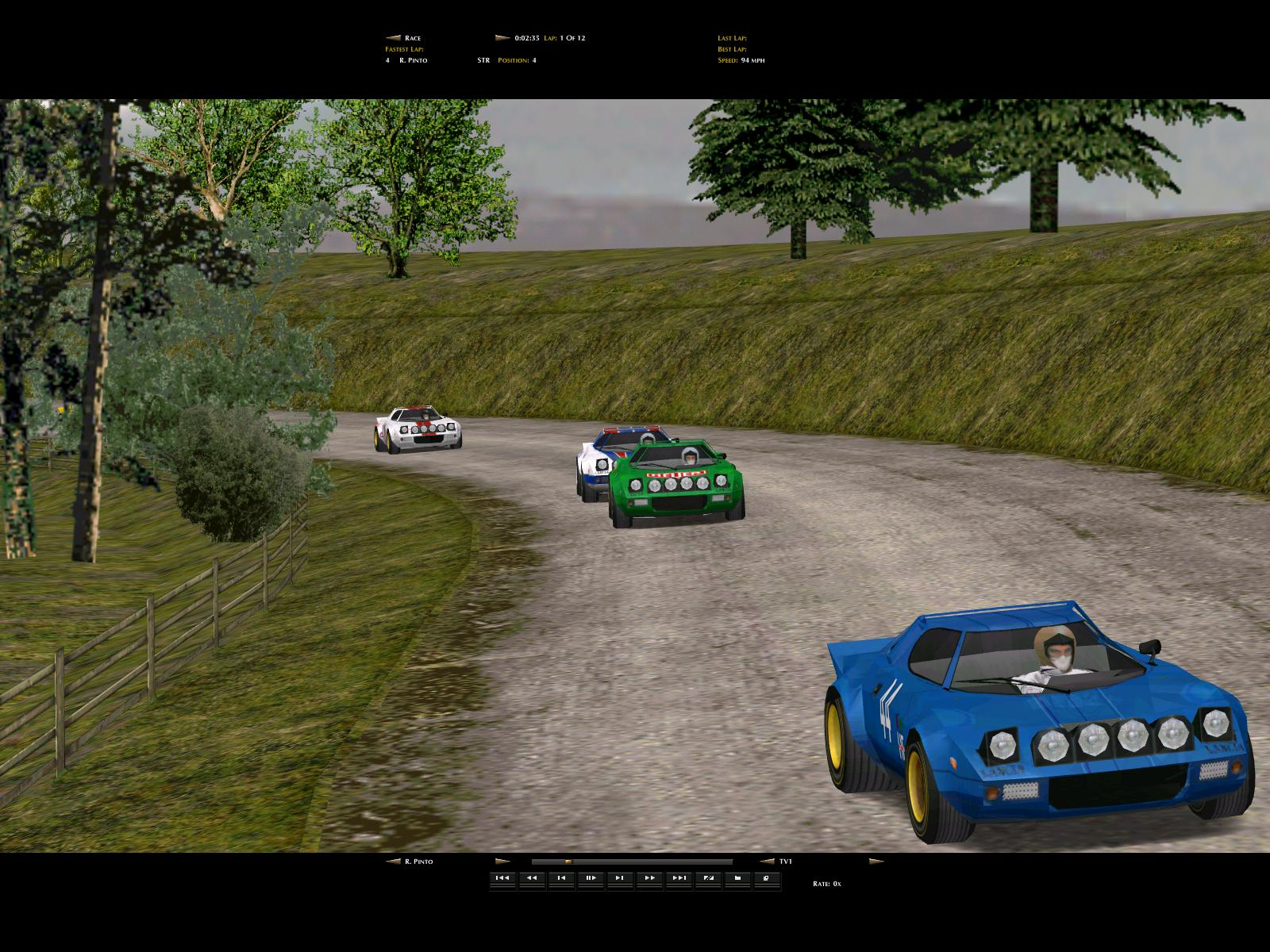 lancia stratos for gpl released sim racing news. Black Bedroom Furniture Sets. Home Design Ideas