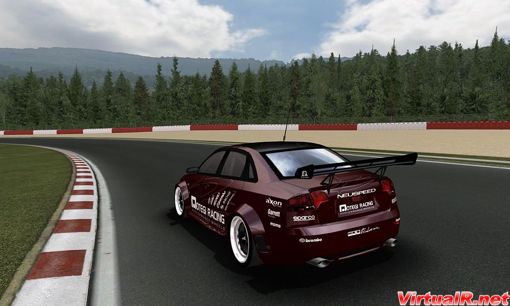 Tuning Cars Mod 2010 for GTR2 – Released – VirtualR net – 100