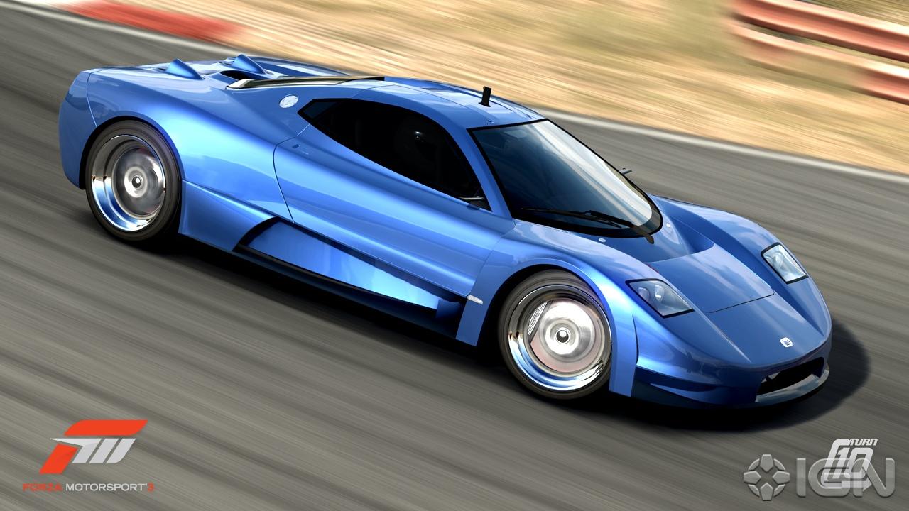 Forza Motorsport 3 - F...