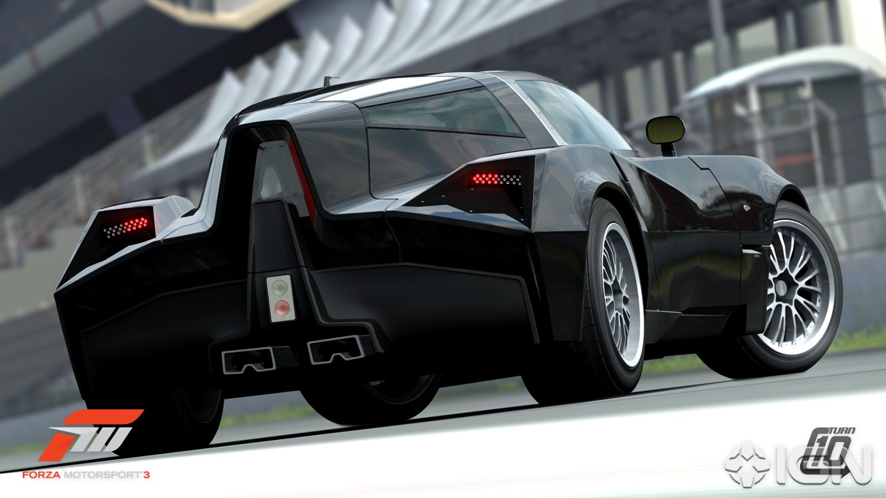 Forza Motorsport 3 Four New Exotic Dlc Cars Revealed