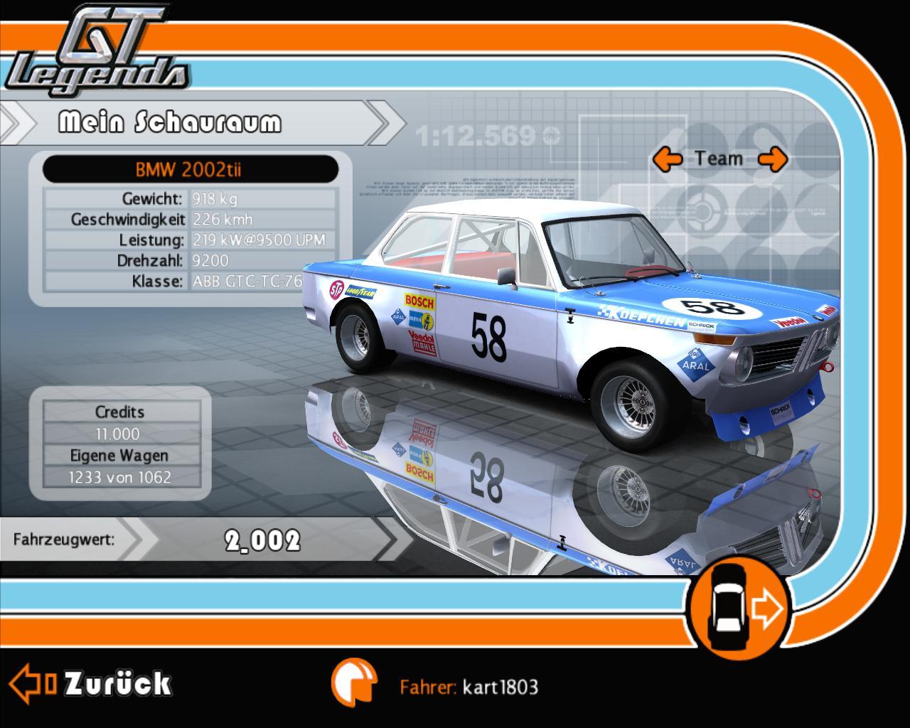 BMW 2002 Tii For Sale >> BMW 2002 Tii for GT Legends – Four New Previews – VirtualR.net – Sim Racing News