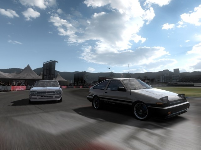 NFS Shift Drift Cars http://www.virtualr.net/need-for-speed-shift-gt-style-mod-drift-fix-released