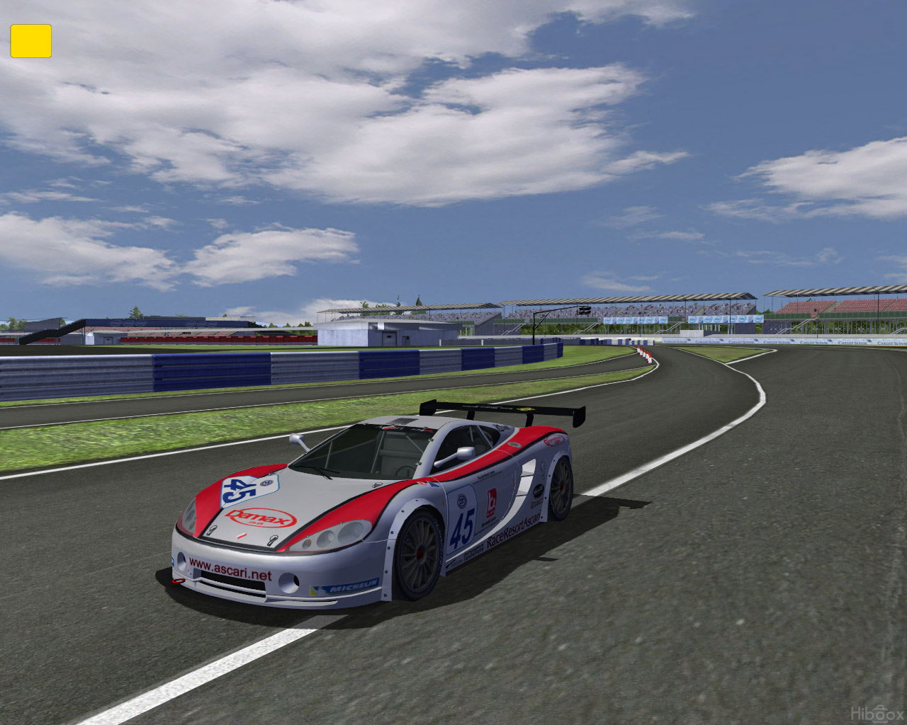Fia Gt3 For Rfactor Ascari Kz1r Previews Virtualr Net Sim Racing News