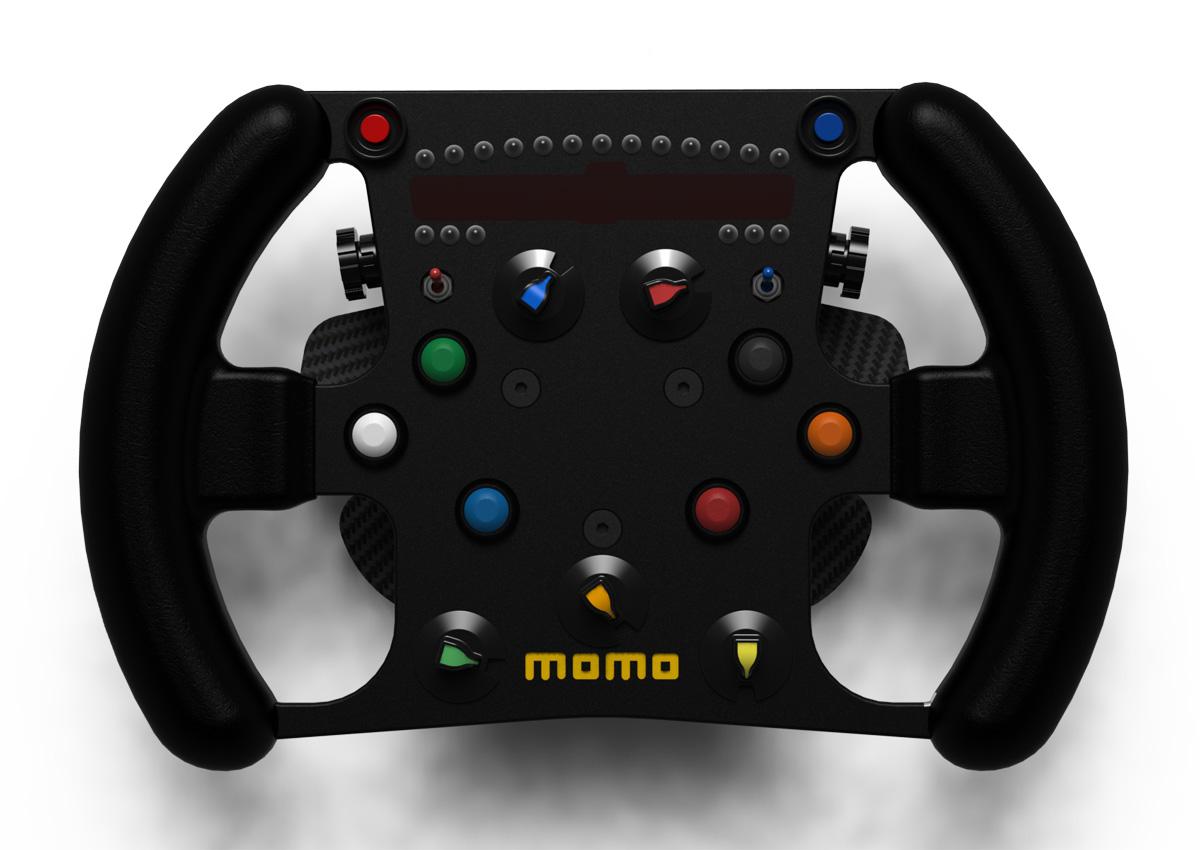 High End Gp2 Steering Wheel Renders Virtualr Net Sim