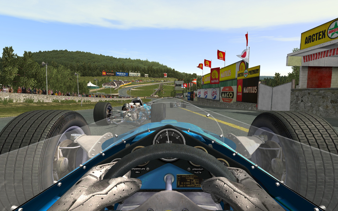 rFactor 2 – Two High Resolution Screenshots Available – VirtualR net