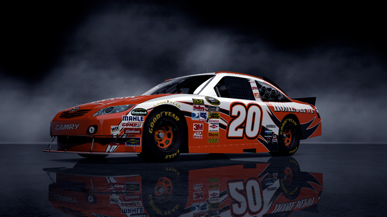 Nascar Racing Games >> Gran Turismo 5 – 18 Megapixel NASCAR Previews – VirtualR.net – Sim Racing News